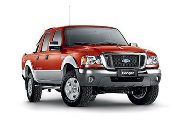 Ford-Ranger-2006 (Foto: Divulgação)