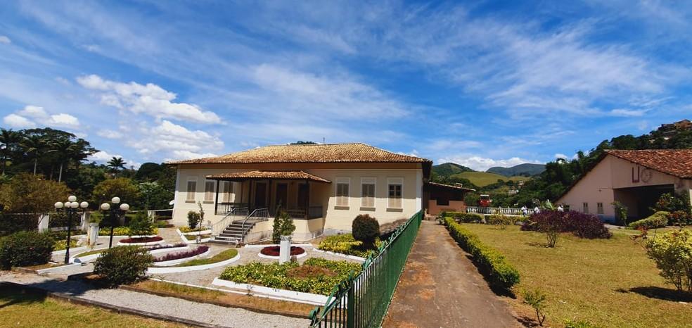 Museu Fazenda que conta a história de Bom Jardim, RJ, é reaberto ao público — Foto: Davi Motta