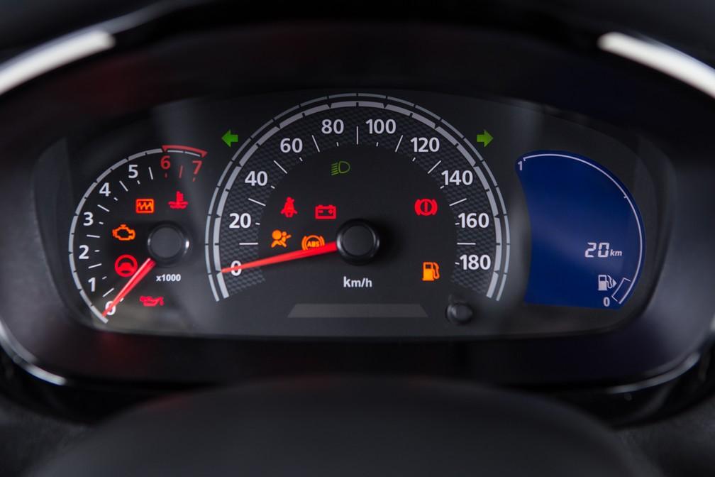 Renault Kwid Intense (Foto: Divulgação)