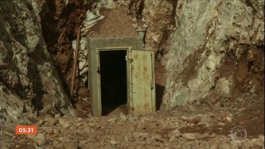 Israel diz que túnel que passava do Líbano ao país foi feito para uso do Hezbollah