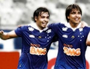 Rivais de posição, Goulart e Moreno garantem que foco é ajudar o Cruzeiro