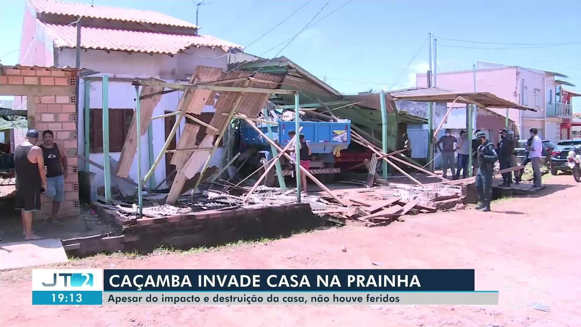 VÍDEOS: Jornal Tapajós 2ª Edição de terça-feira, 7 de julho de 2020