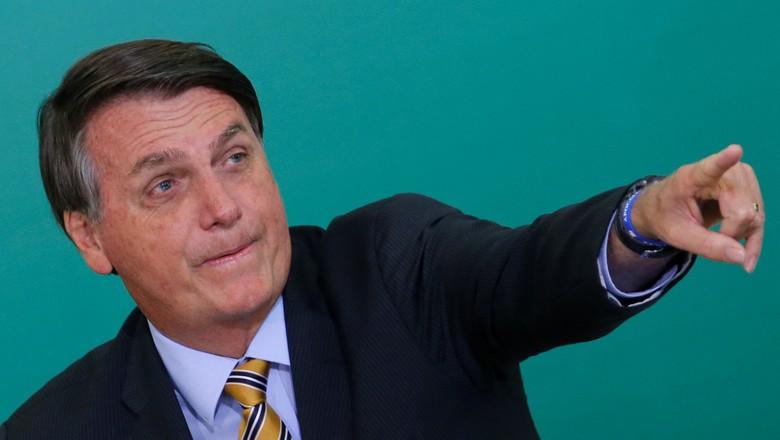 Presidente Jair Bolsonaro (Foto: Adriano Machado/Reuters)