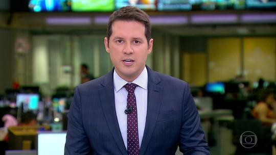 David Miranda relata à PF ameaças de morte