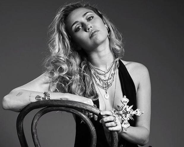 Miley Cyrus (Foto: Reprodução/Instagram)