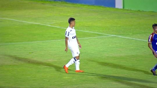 """Bruninho vai bem e dá """"respaldo"""" a Levir para seguir apostando na base do Atlético-MG"""