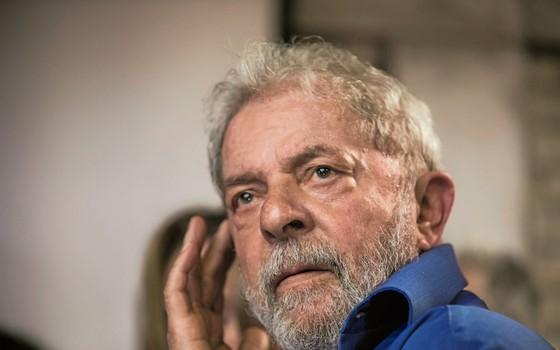 O ex-presidente Luiz Inácio Lula da Silva  (Foto: MARCELO CHELLO/CJPRESS/ESTADÃO CONTEÚDO)