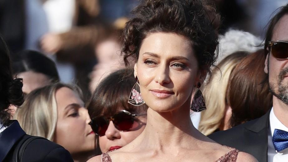 Em Cannes, Maria Fernanda Cândido ganha elogio de astro italiano: 'Beleza estonteante'