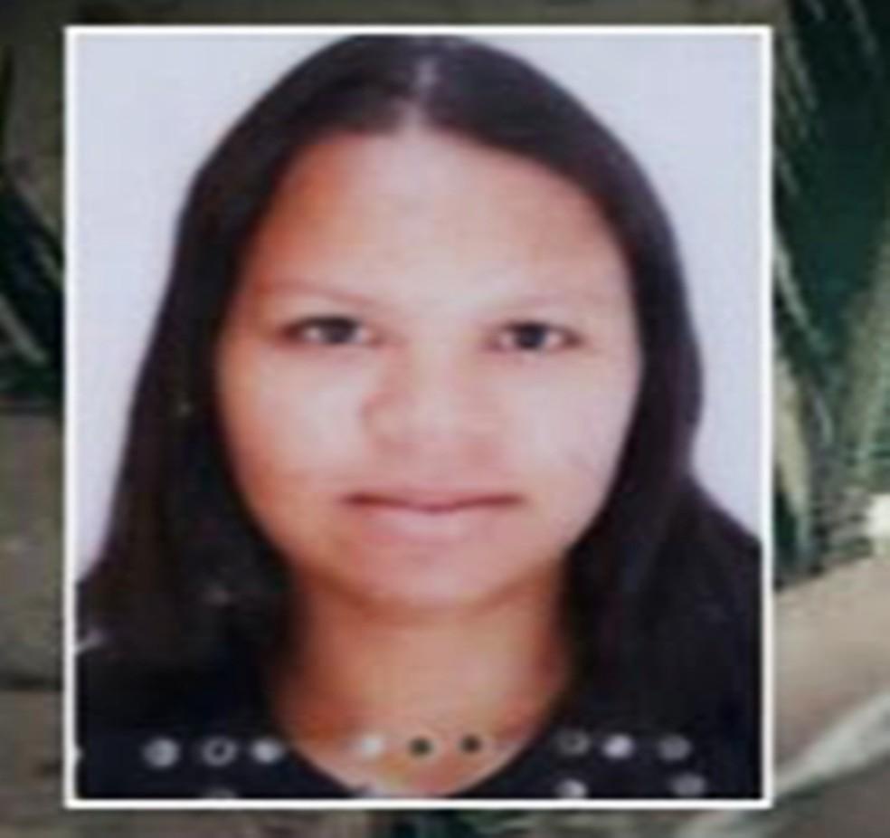 Maria José do Nascimento Farias tinha 22 anos (Foto: Arquivo da Família)
