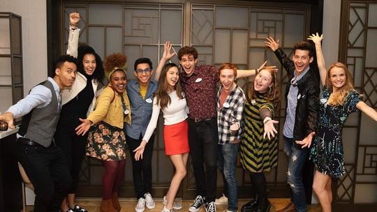 Conheça os protagonistas da série inspirada em 'High School Musical'