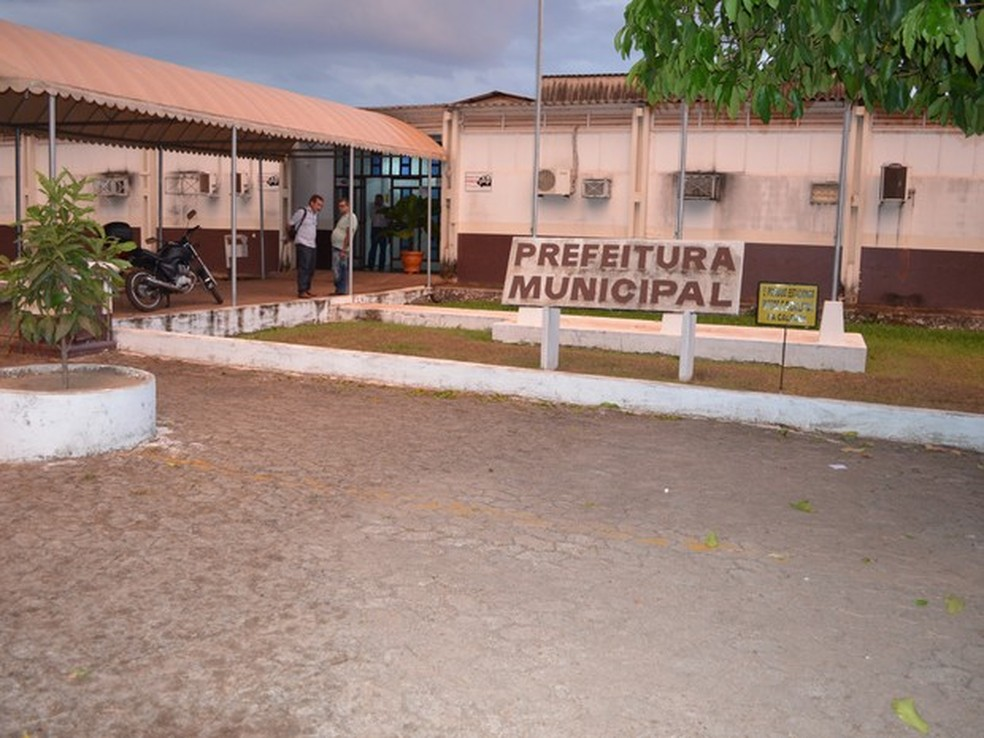 -  Prefeitura de Rolim de Moura  Foto: Rogério Aderbal/G1
