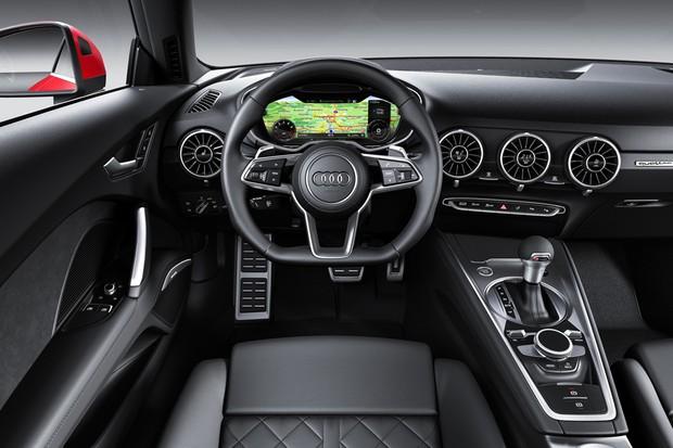 Audi TT 2019 (Foto: Divulgação)