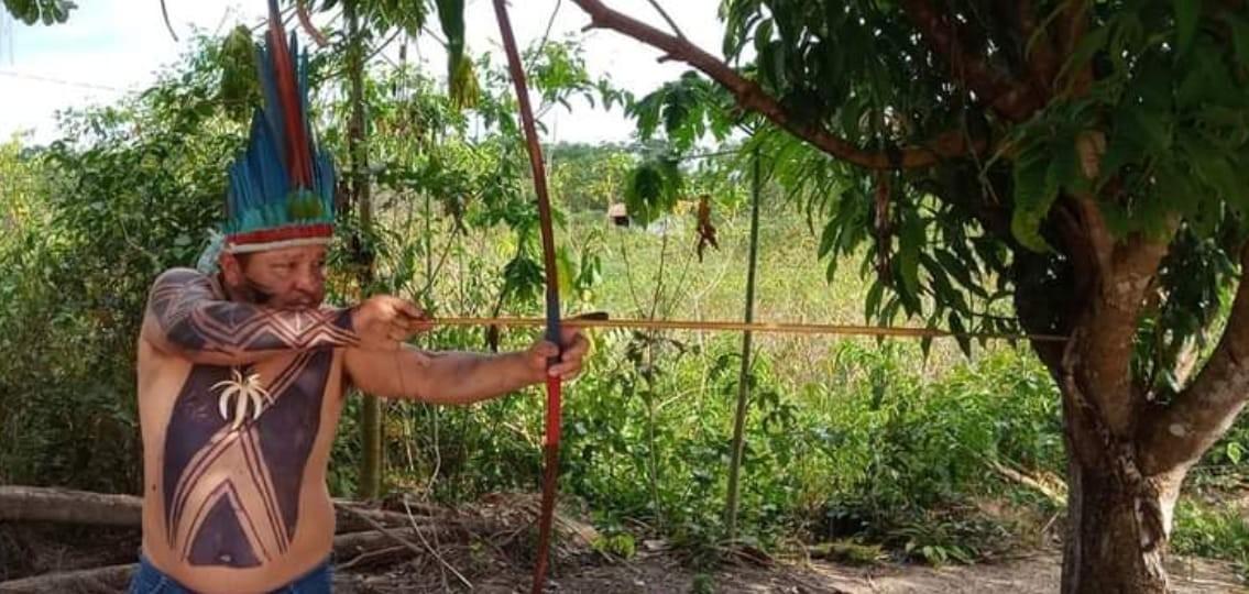 Cacique Edilson Tembé da aldeia Acará-Mirim é assassinado em emboscada no PA