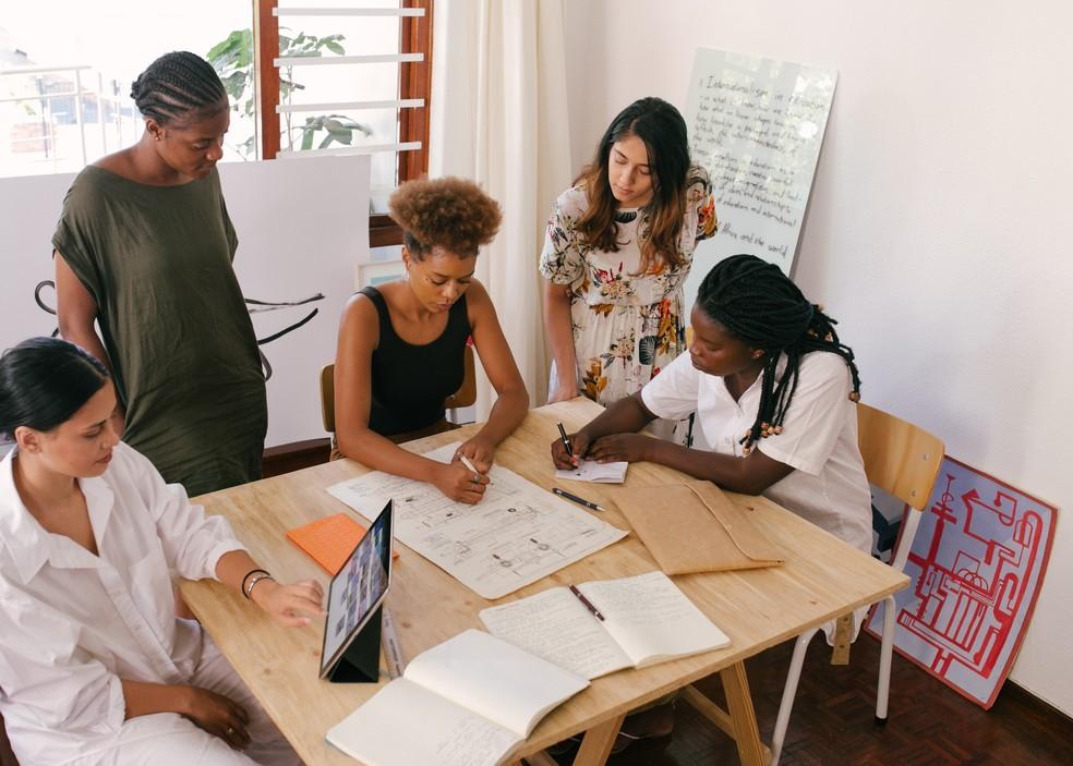 Diversidade ainda é desafio nas empresas — Foto: RF Studio/Pexels