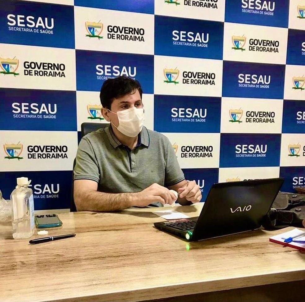 Alexandre Salomão deixou o cargo de secretário-adjunto por motivos pessoais — Foto: Reprodução/Instagram/alexandresalomaomd