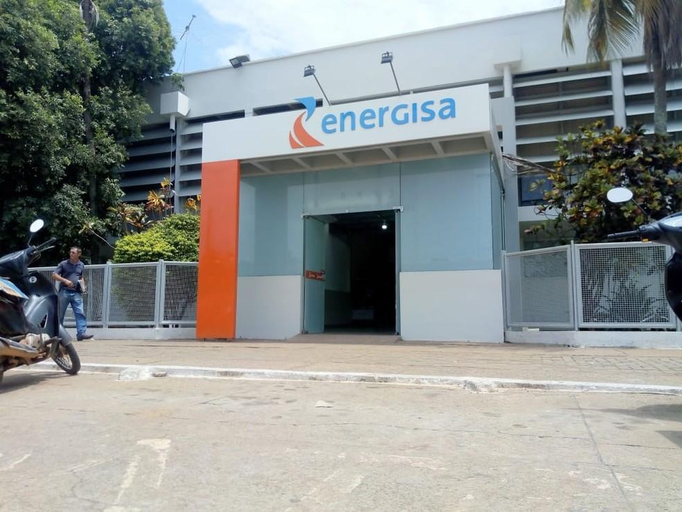 Loja de atendimento da Energisa no Centro, em Porto Velho. — Foto: Alison Brito/Arquivo Pessoal