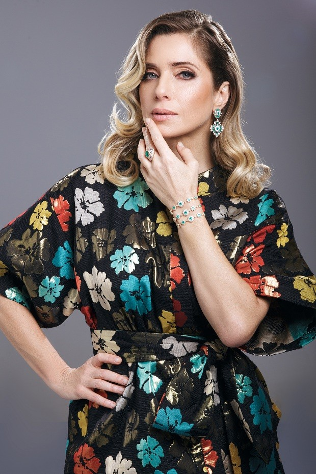 Letícia Spiller (Foto: Lu Sálvaro)