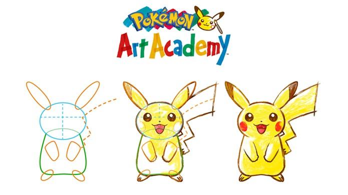 Review Pokemon Art Academy Techtudo