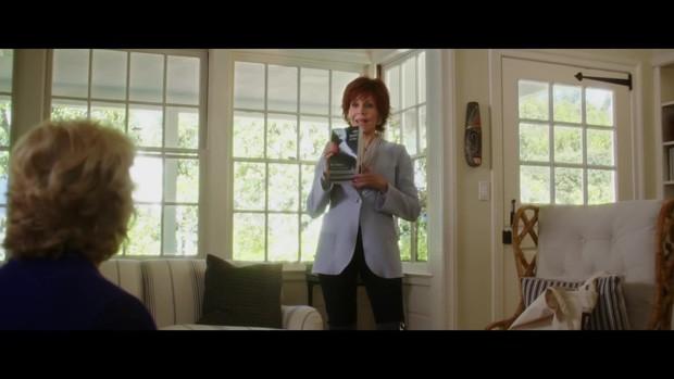 'Do jeito que elas querem': Diane Keaton e a designer de produção falam sobre os cenários do filme (Foto: Paramount Pictures/Divulgação)