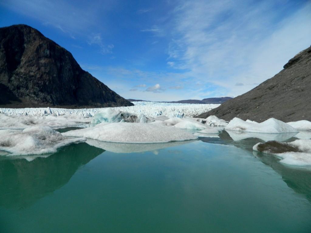 O aquecimento atual faz com que, nos próximos mil anos, os níveis dos mares cresçam a cerca de três centímetros por ano (Foto: Flickr/Sinead Fenton)