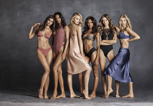 Apelo sexy da Victoria's Secret parece não estar mais funcionando comercialmente, com vendas em queda e audiência em baixa no fashion show da marca (Foto: Divulgação)