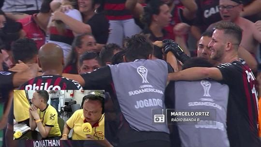 Redação AM: Narrador perde voz no gol de Pablo e conta bastidores