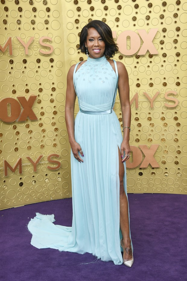Regina King usa Jason Wu (Foto: Getty Images)