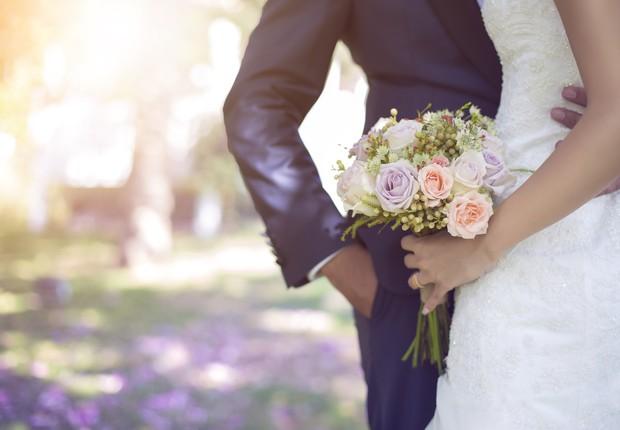 casamento, noivo, noiva (Foto: Thinkstock)