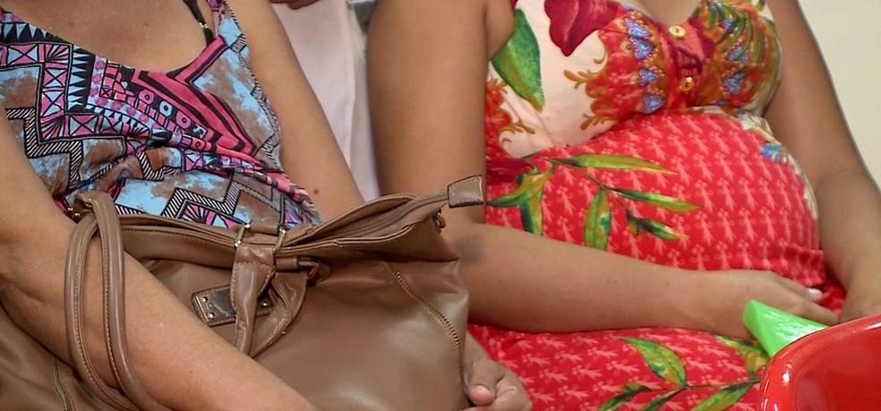 Dados do Ministério da Saúde apontam uma redução de 12% de casos de gravidez na adolescência no Maranhão — Foto: Reprodução/TV Mirante