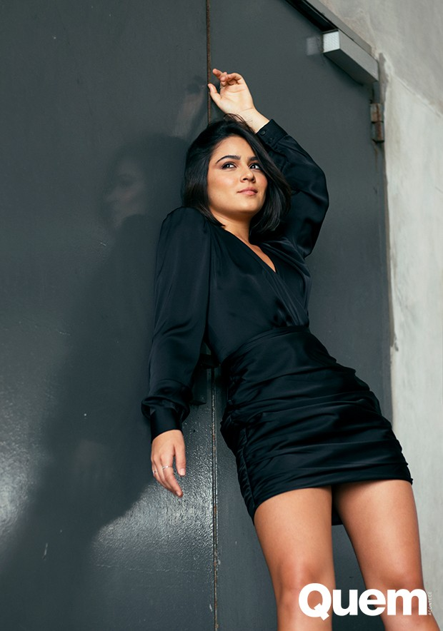 Giullia Buscacio (Foto: Beatriz Pannain/ Ed. Globo)