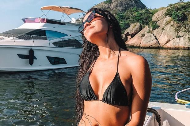 Carol Oliveira (Foto: Reprodução/Instagram)