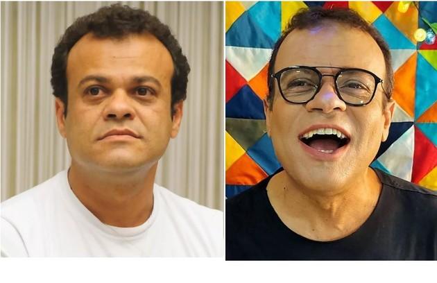 """Daniel Rolim, do """"BBB"""" 11, entrou no programa com 40 anos. Agora, aos 50, atua em peças de teatro on-line (Foto: Reprodução)"""