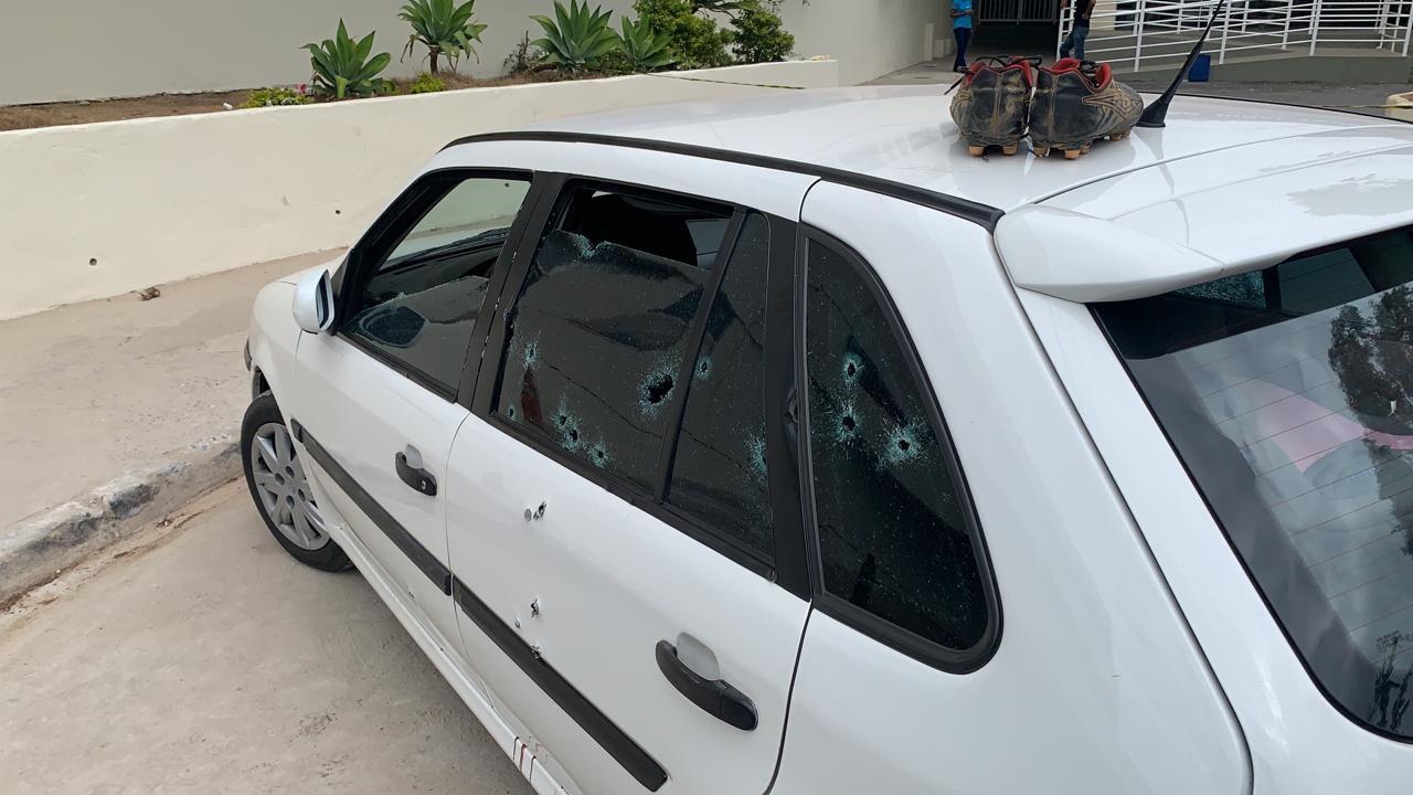 Pai busca filho em presídio e presencia assassinato do jovem e da namorada, em Ribeirão das Neves