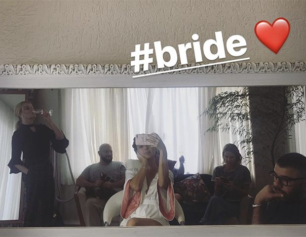 Isis Valverde (Foto: Instagram Stories)