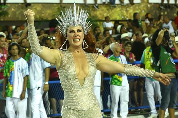 Cláudia Raia (Foto: Roberto Filho/ BrazilNews)