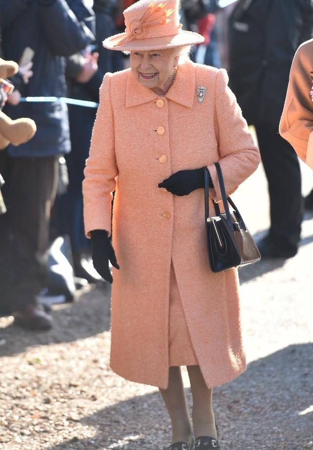 Rainha Elizabeth (Foto: Getty Images)