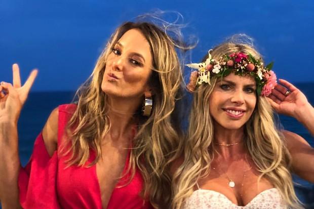 Ticiane Pinheiro e Karina Bacchi (Foto: Reprodução/Instagram)
