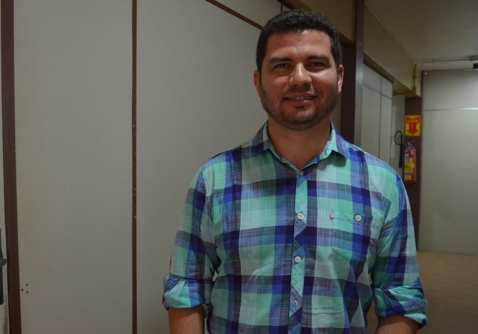 Jesus Pontes, presidente da Acriap, destacou que danos chegaram a R$ 40 milhões em 2015 (Foto: Jorge Abreu/G1)