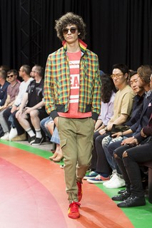 Paul Smith - Semana de Moda de Paris verão 2017