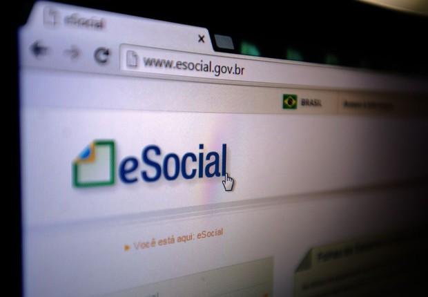 ESocial (Foto: Marcelo Camargo/Agência Brasil)