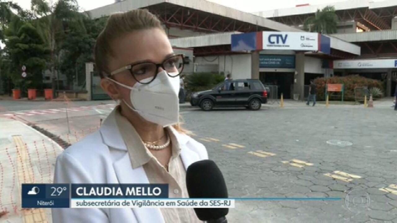Doses da Vacina de Oxford serão distribuídas no estado do Rio a partir de segunda-feira (25)