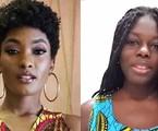 Erika Januza e Fatou Ndiaye | Reprodução