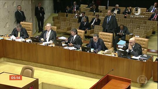 Maioria dos ministros do STF vota a favor de que réus delatados falem após delatores