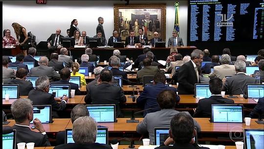 CCJ aprova relatório que não recomenda prosseguimento de denúncia contra Temer