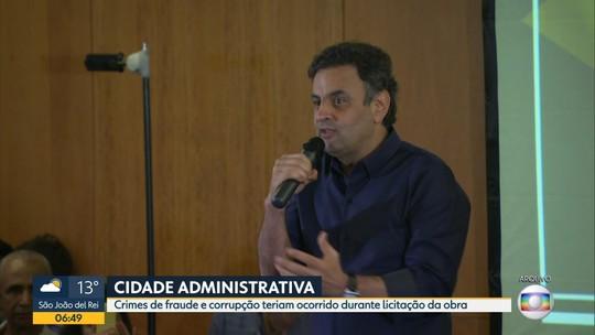 Investigação sobre Aécio Neves chega à primeira instância em Minas Gerais