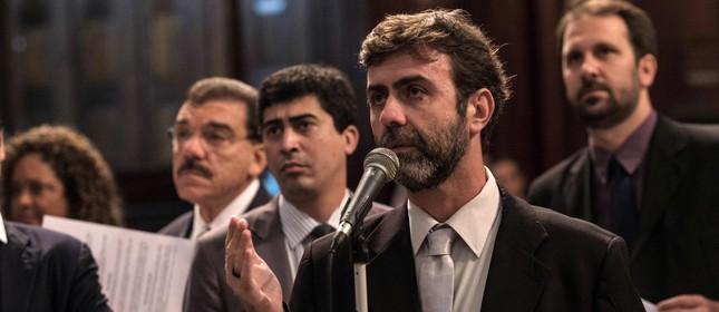 O deputado estadual do Rio de Janeiro Marcelo Freixo