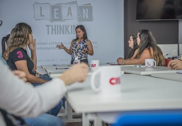 Método de gestão Lean, com etapas simplificadas e foco na entrega de serviços ao consumidor, é o trunfo da CI&T em seu processo de expansão (Foto: Divulgação/CI&T)