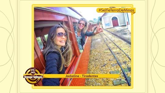 Veja selfies feitas em pontos turísticos de Minas Gerais
