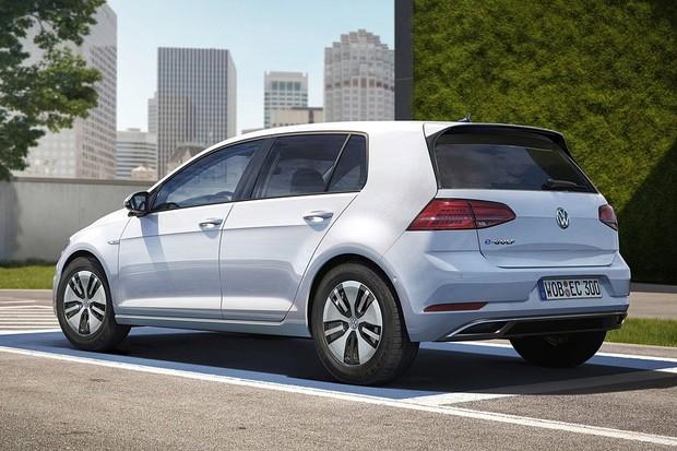 Volkswagen e-Golf (Foto: Divulgação)