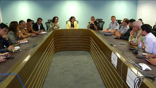 Policiais e governo do RN não fecham acordo e paralisação continua